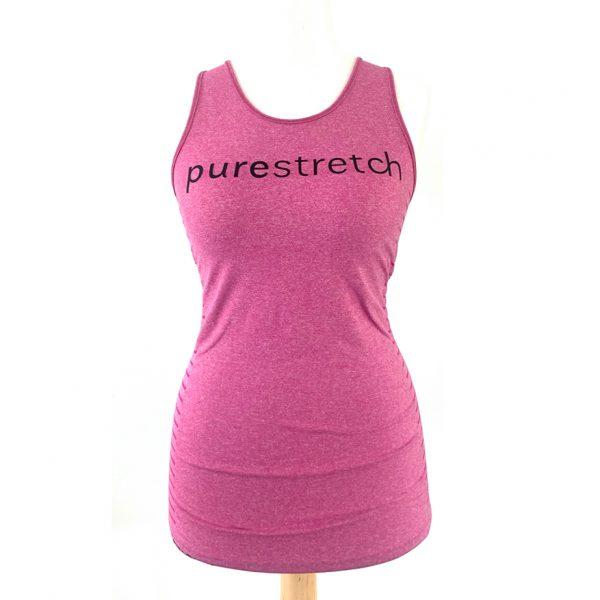 purelime vest top pink